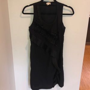 Black Dress with Great Detailing!